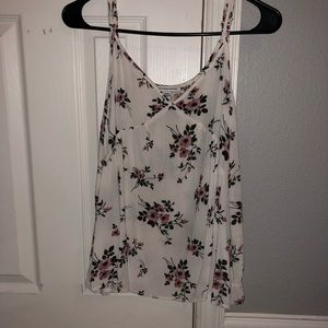 Off the shoulder tank top